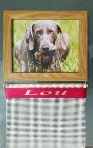 Photo frame Rosettes Holder, Rosettes Frame, Rosettes Display Holder, Dog Ribbons display holder