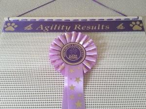 Rosette Holder, Rosette Holders, Dog show ribbons, Rosette Display Holder