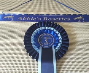 Rosette holder, dog agility rosette holder, rosette holders, dog rosette holder